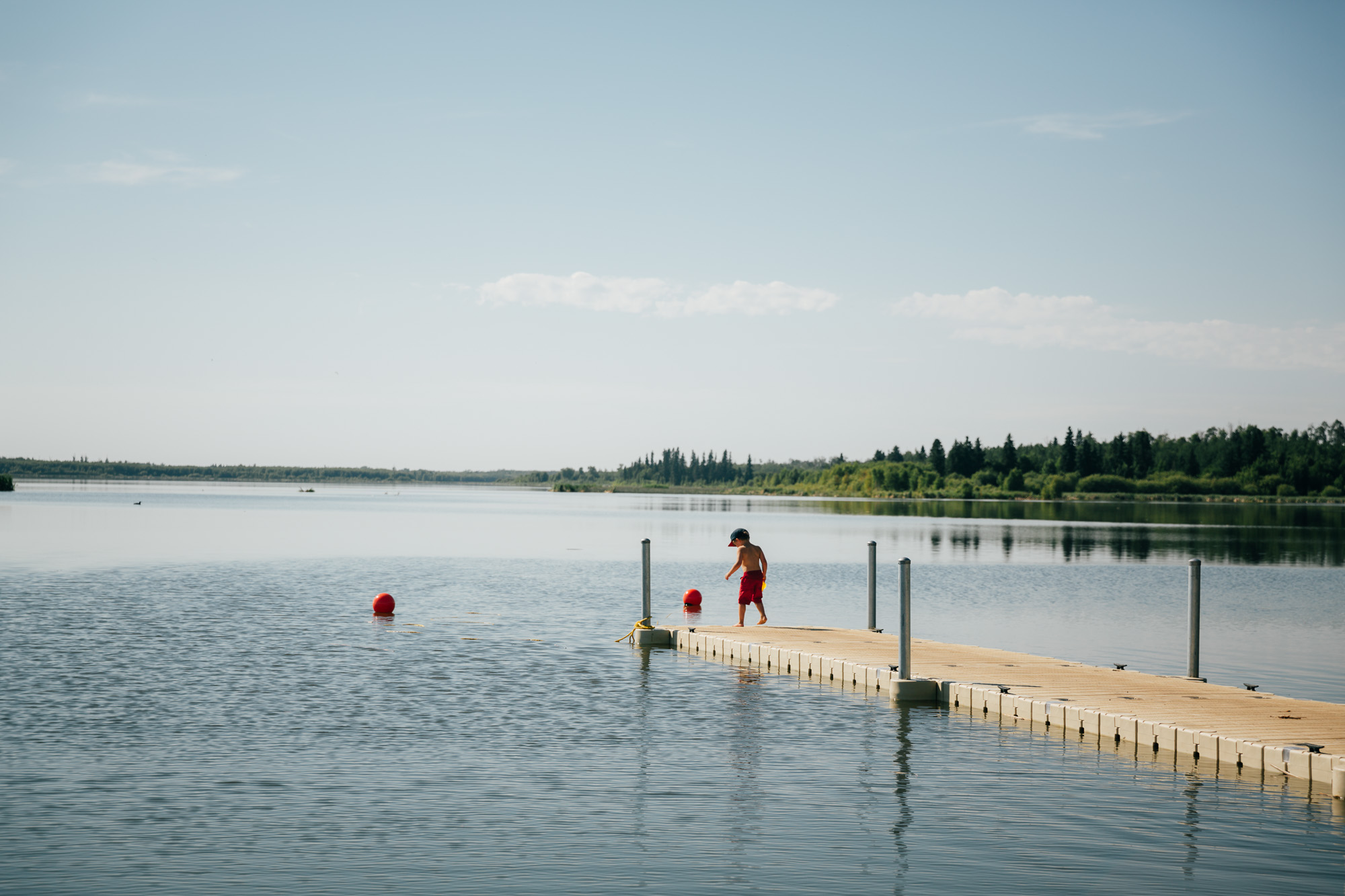 Escape to Elk Island